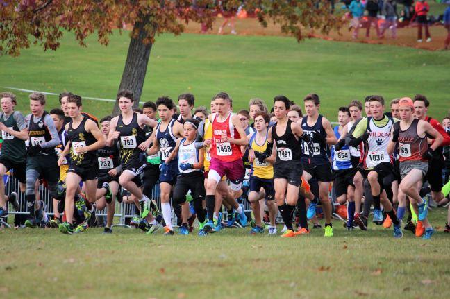 midget boys OFSAA race