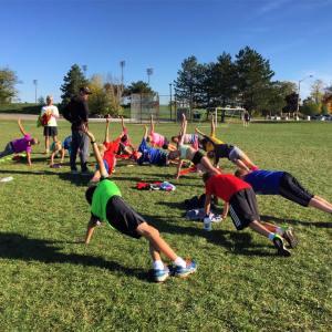 Running club toronto free trail practice