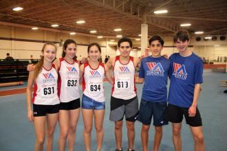Athletics Ontario indoor meet
