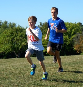 Cross Country camp Mississauga