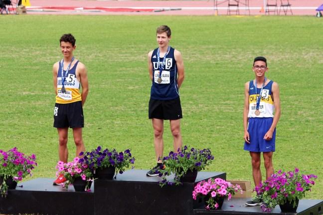 OFSAA winners midget boys