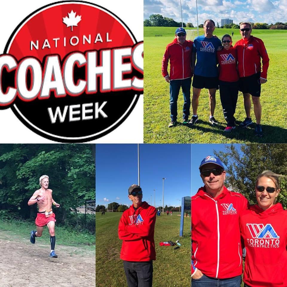 Running coaches